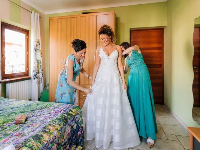 Il matrimonio di Stefano e Silvia a Monforte d'Alba, Cuneo 22