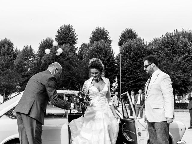 Il matrimonio di Stefano e Silvia a Monforte d'Alba, Cuneo 37