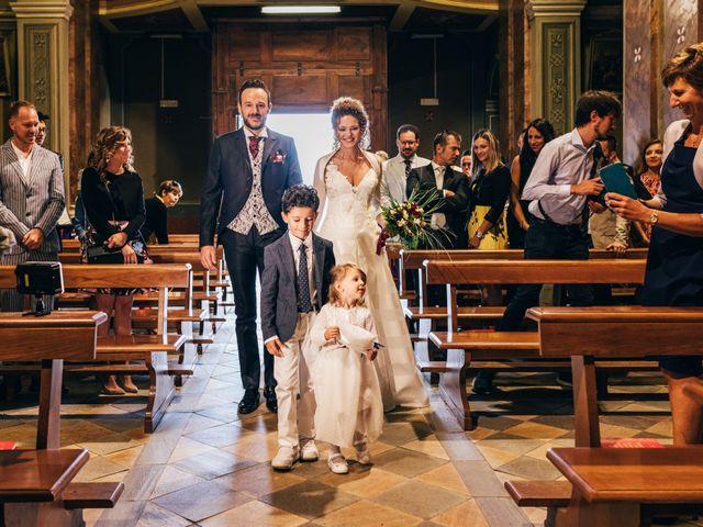 Il matrimonio di Stefano e Silvia a Monforte d'Alba, Cuneo 40