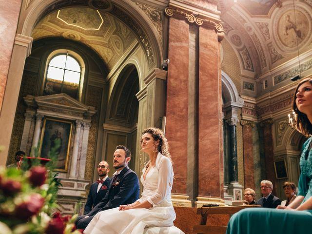 Il matrimonio di Stefano e Silvia a Monforte d'Alba, Cuneo 41