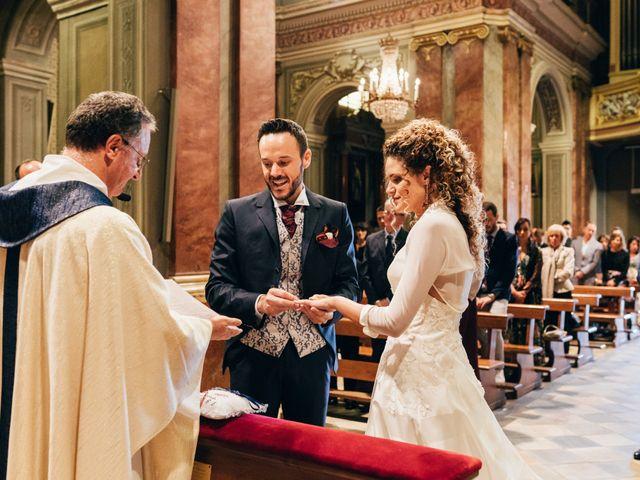 Il matrimonio di Stefano e Silvia a Monforte d'Alba, Cuneo 42