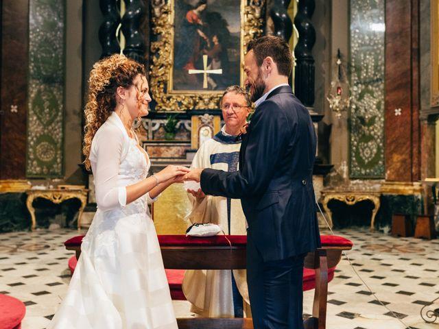Il matrimonio di Stefano e Silvia a Monforte d'Alba, Cuneo 43