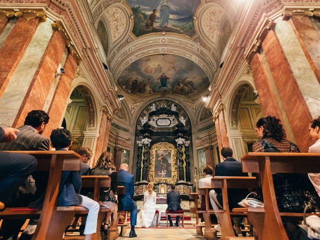 Il matrimonio di Stefano e Silvia a Monforte d'Alba, Cuneo 44