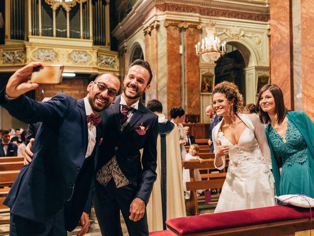 Il matrimonio di Stefano e Silvia a Monforte d'Alba, Cuneo 47