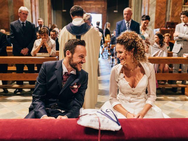 Il matrimonio di Stefano e Silvia a Monforte d'Alba, Cuneo 48