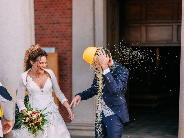 Il matrimonio di Stefano e Silvia a Monforte d'Alba, Cuneo 49