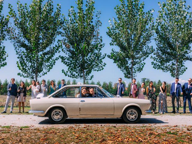 Il matrimonio di Stefano e Silvia a Monforte d'Alba, Cuneo 54