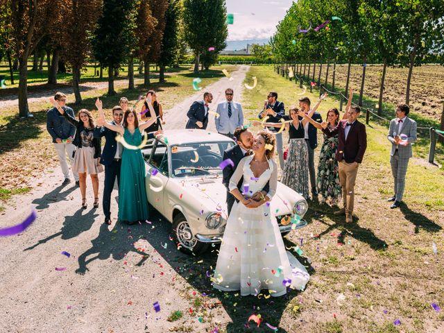 Il matrimonio di Stefano e Silvia a Monforte d'Alba, Cuneo 55