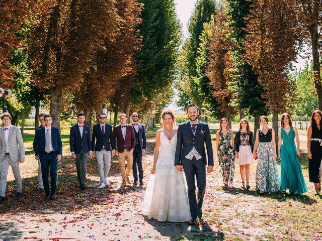 Il matrimonio di Stefano e Silvia a Monforte d'Alba, Cuneo 56