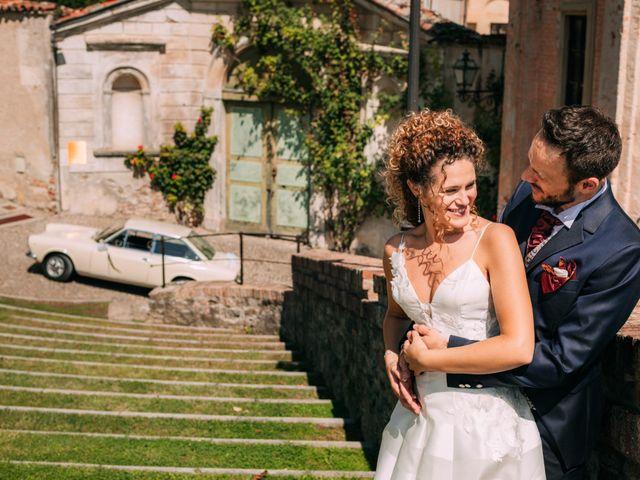 Il matrimonio di Stefano e Silvia a Monforte d'Alba, Cuneo 57