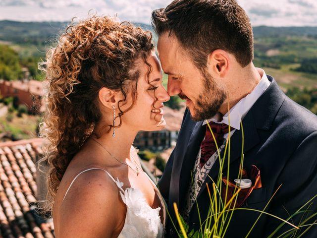 Il matrimonio di Stefano e Silvia a Monforte d'Alba, Cuneo 58