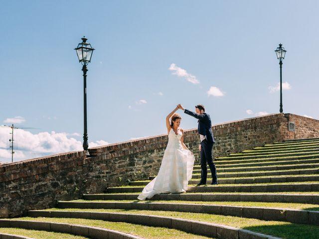 Il matrimonio di Stefano e Silvia a Monforte d'Alba, Cuneo 59