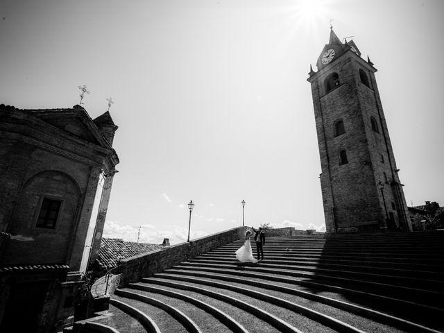 Il matrimonio di Stefano e Silvia a Monforte d'Alba, Cuneo 2