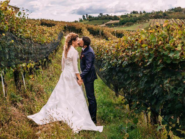 Il matrimonio di Stefano e Silvia a Monforte d'Alba, Cuneo 68