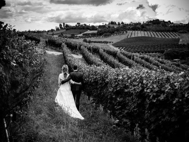 Il matrimonio di Stefano e Silvia a Monforte d'Alba, Cuneo 69
