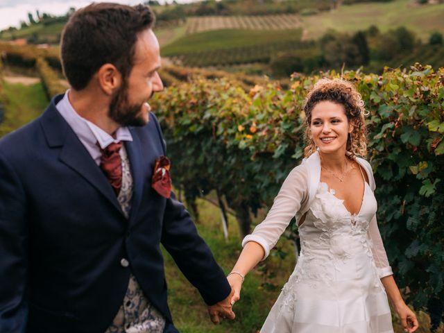 Il matrimonio di Stefano e Silvia a Monforte d'Alba, Cuneo 73