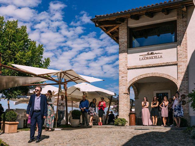 Il matrimonio di Stefano e Silvia a Monforte d'Alba, Cuneo 76