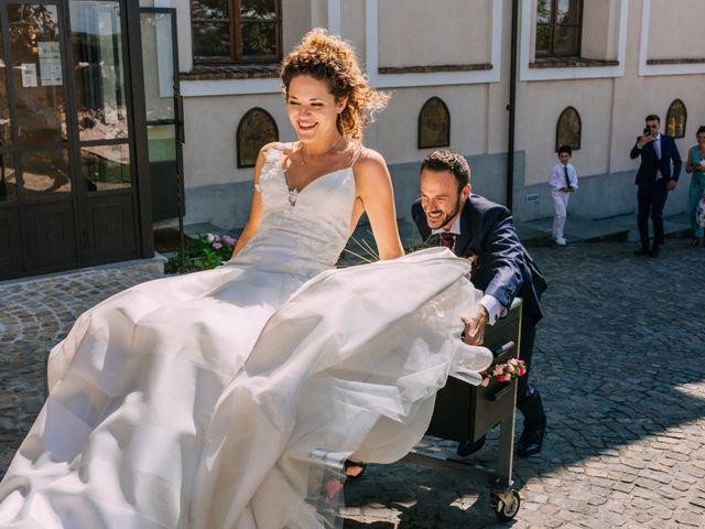 Il matrimonio di Stefano e Silvia a Monforte d'Alba, Cuneo 77