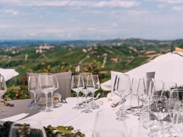 Il matrimonio di Stefano e Silvia a Monforte d'Alba, Cuneo 81