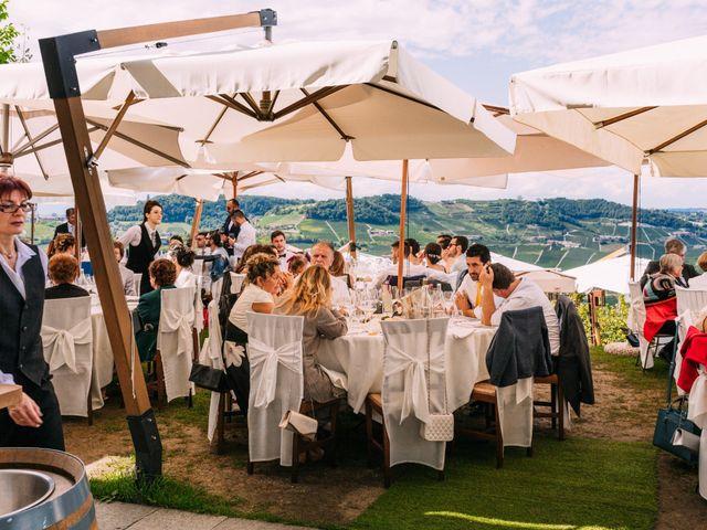 Il matrimonio di Stefano e Silvia a Monforte d'Alba, Cuneo 86