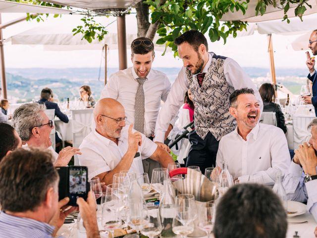 Il matrimonio di Stefano e Silvia a Monforte d'Alba, Cuneo 87