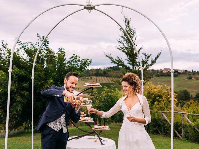 Il matrimonio di Stefano e Silvia a Monforte d'Alba, Cuneo 91