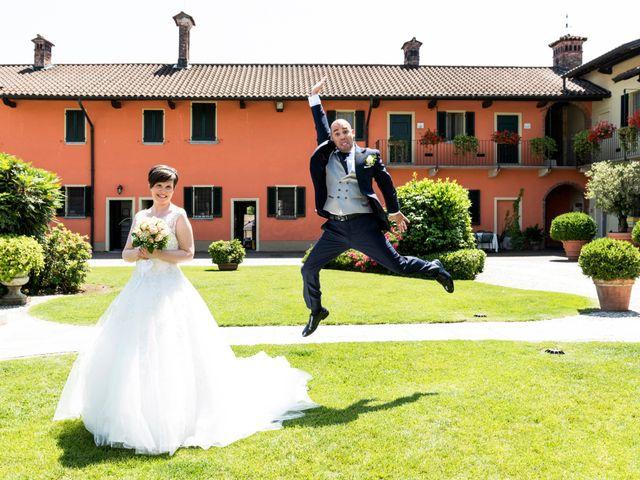 Il matrimonio di Marco e Sonia a Cusano Milanino, Milano 6