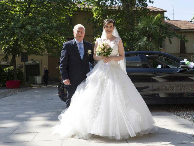 Il matrimonio di Marco e Sonia a Cusano Milanino, Milano 16