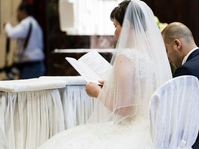 Il matrimonio di Marco e Sonia a Cusano Milanino, Milano 19