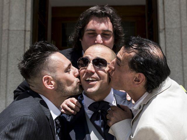 Il matrimonio di Marco e Sonia a Cusano Milanino, Milano 42