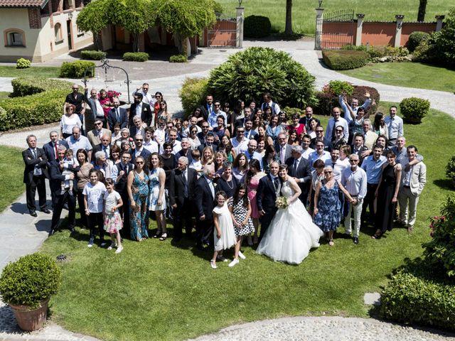 Il matrimonio di Marco e Sonia a Cusano Milanino, Milano 50