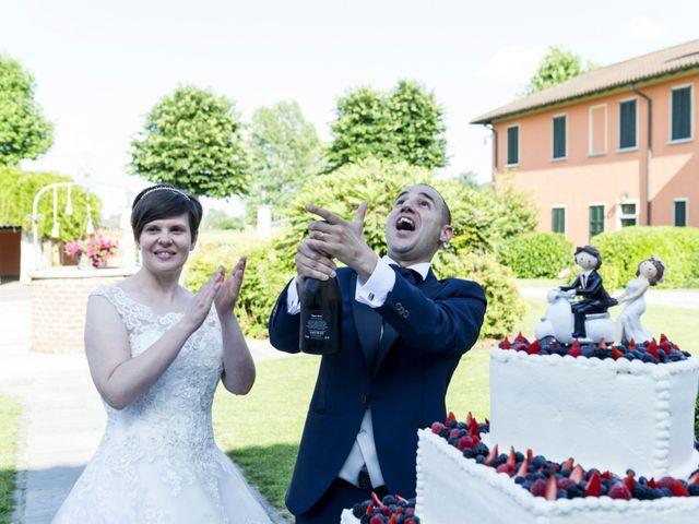 Il matrimonio di Marco e Sonia a Cusano Milanino, Milano 60