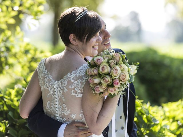 Il matrimonio di Marco e Sonia a Cusano Milanino, Milano 81