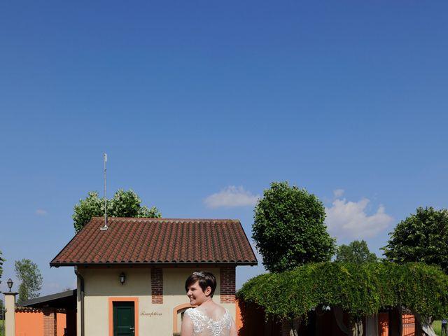 Il matrimonio di Marco e Sonia a Cusano Milanino, Milano 91