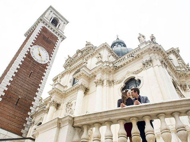 Il matrimonio di Francesco e Elena a Vicenza, Vicenza 6