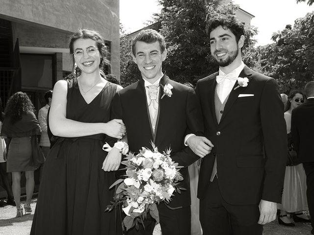 Il matrimonio di Francesco e Elena a Vicenza, Vicenza 16