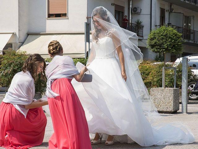 Il matrimonio di Francesco e Elena a Vicenza, Vicenza 17