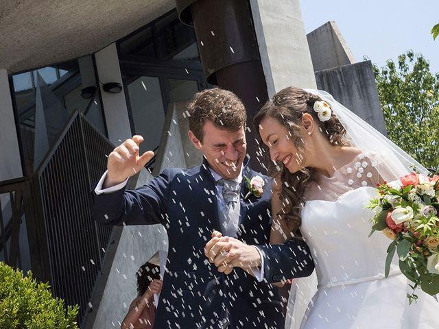Il matrimonio di Francesco e Elena a Vicenza, Vicenza 20