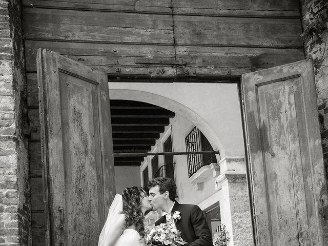 Il matrimonio di Francesco e Elena a Vicenza, Vicenza 21