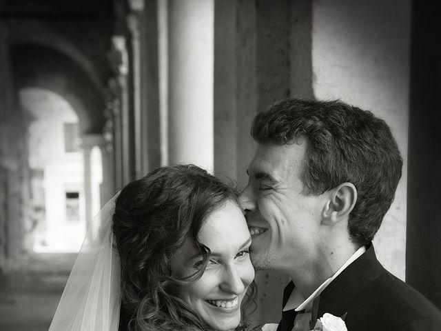 Il matrimonio di Francesco e Elena a Vicenza, Vicenza 1