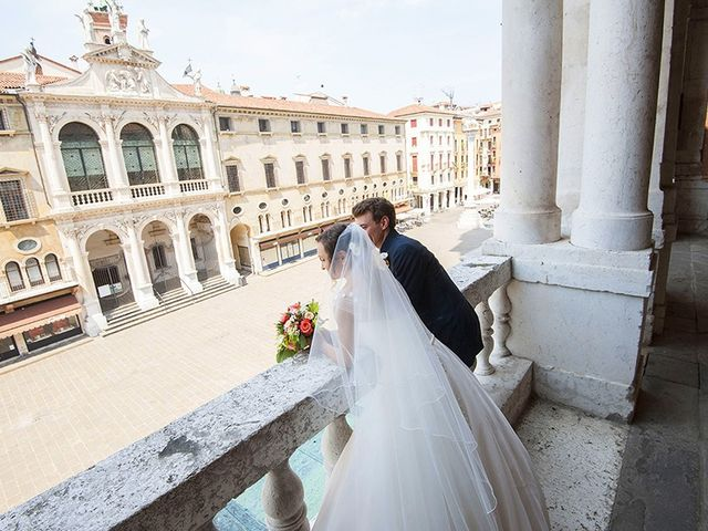 Il matrimonio di Francesco e Elena a Vicenza, Vicenza 24