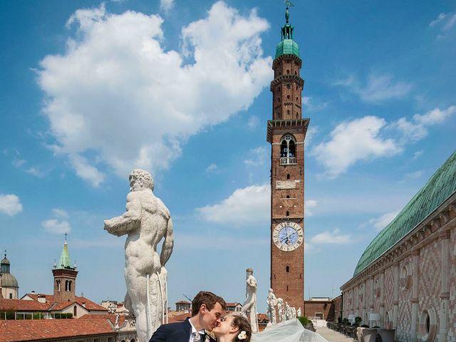 Il matrimonio di Francesco e Elena a Vicenza, Vicenza 26
