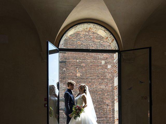 Il matrimonio di Francesco e Elena a Vicenza, Vicenza 27