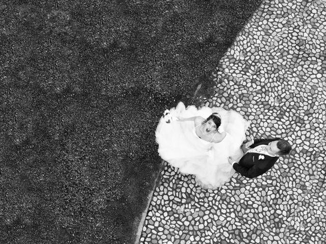 Le nozze di Lara e Stefano
