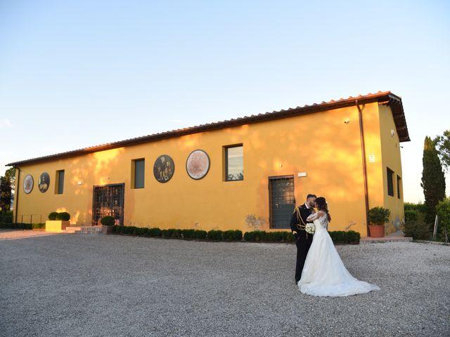 Il matrimonio di Domenico  e Benedetta  a Montemurlo, Prato 5