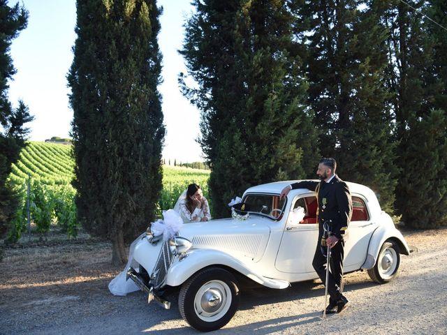 Il matrimonio di Domenico  e Benedetta  a Montemurlo, Prato 8