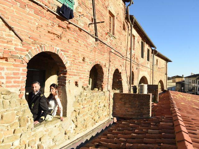 Il matrimonio di Domenico  e Benedetta  a Montemurlo, Prato 9