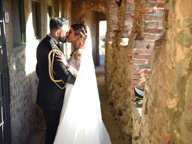 Il matrimonio di Domenico  e Benedetta  a Montemurlo, Prato 10