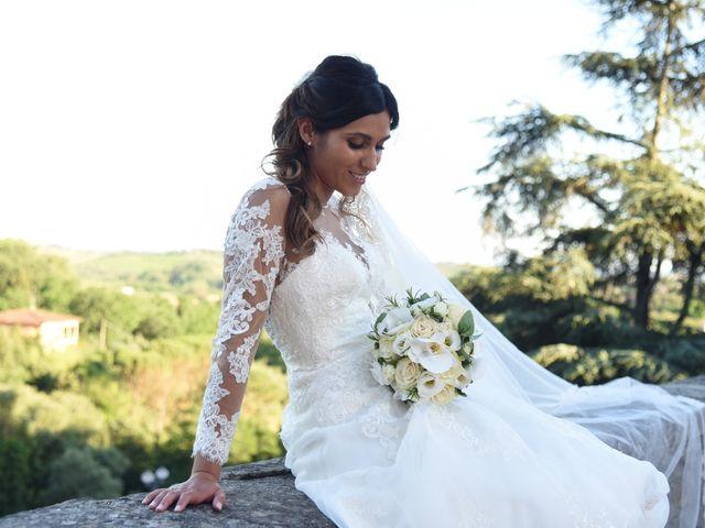 Il matrimonio di Domenico  e Benedetta  a Montemurlo, Prato 12