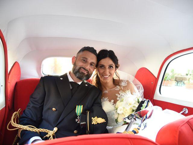Il matrimonio di Domenico  e Benedetta  a Montemurlo, Prato 14